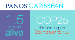 1.5 to Stay Alive - The Caribbean Climate Justice Hub